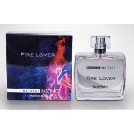 Мужская парфюмерная вода с феромонами Natural Instinct Fire Lover - 100 мл.