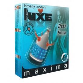 "Презерватив LUXE Maxima ""Глубинная бомба"" - 1 шт."